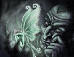 Sickened Sorcerer by Matthew Crum