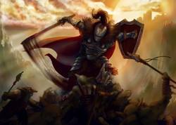 Champion of Ezael by Matthew Crum
