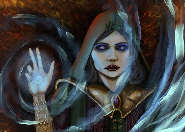 Court Wizard by Matthew Crum