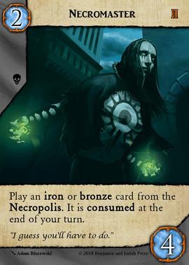 Necromaster