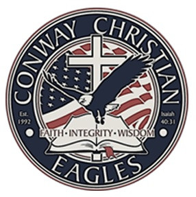 Author Presentation at Conway Christian School - Thursday, April 12th