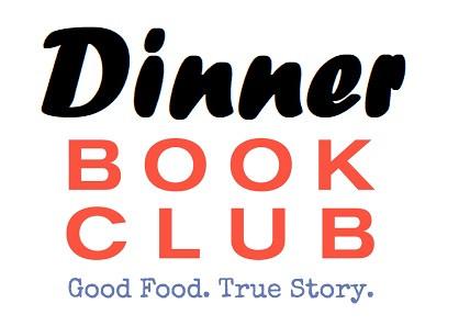 Dinner Book Club, Little Rock:  October 26th