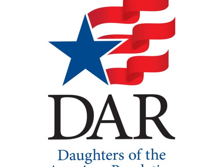 Speaking for the Daughters of the American Revolution, Searcy:  Saturday, 9/14 at 10:00 a.m.