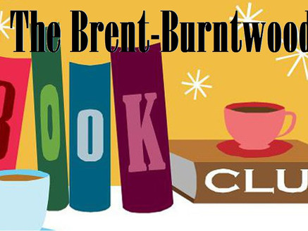 Brent-Burntwood Book Club, Sherwood, AR - Tuesday, March 5th