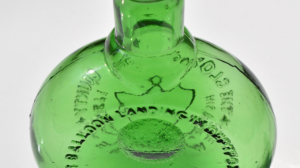The Gloucester County Historical Society Green Glass