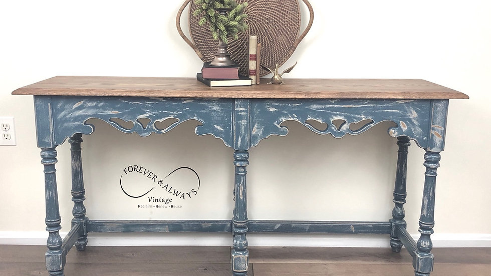 Entryway or Sofa Table