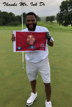 Anthony Anderson Endorsement