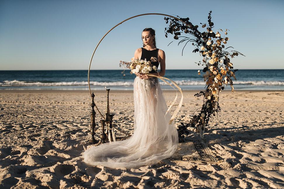 marypoppies luxury wedding florist gold coast italy