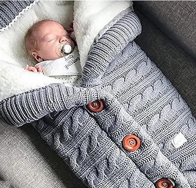 Cobertor de dormir para bebés