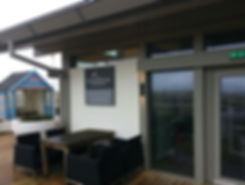 The Oystercatcher Restaurant - Corporate Signage