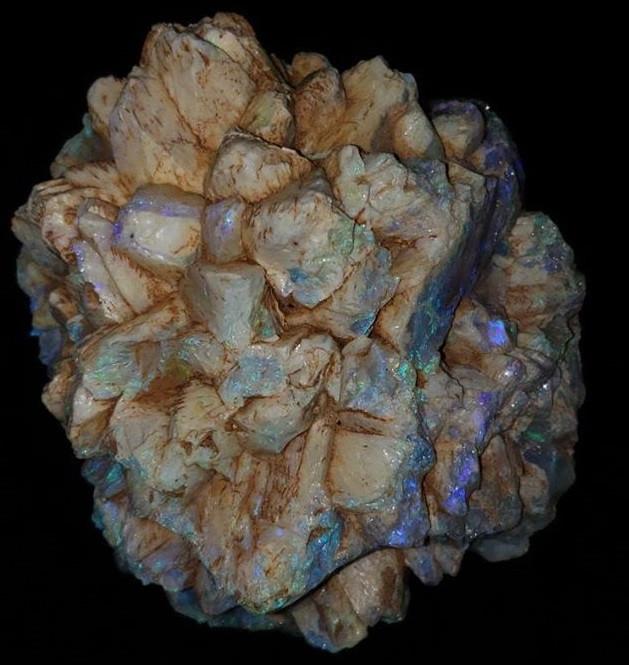 Opal Pseudomorph of Glauberite 2,120 cts - White Cliffs, Australia