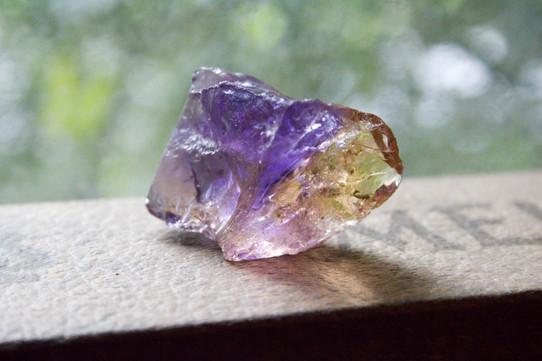 Ametrine - Anahi mine, Bolivia