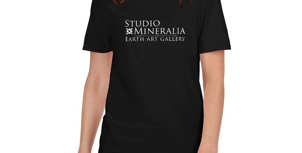 Studio Mineralia Retail Sign Short-Sleeve Unisex T-Shirt