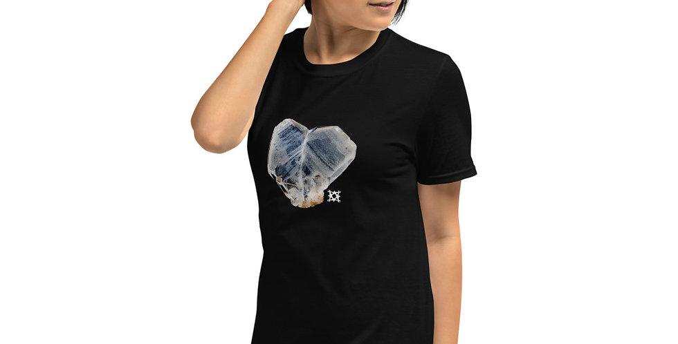 The Law of Attraction. Japan Law Twin Heart Quartz Studio Mineralia Design T