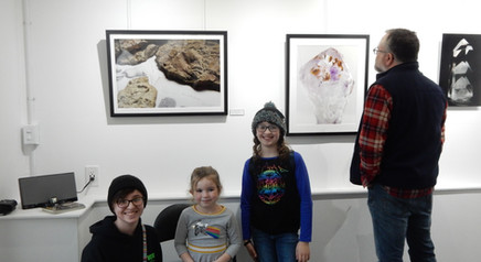 Studio Mineralia at Trend Gallery Montclair New Jersey