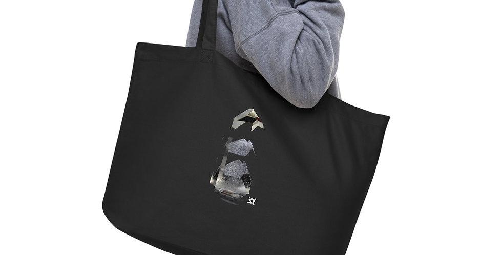'Phase' Studio Mineralia Large organic tote bag