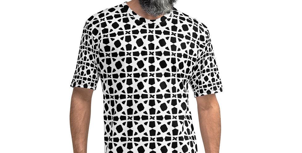 Mineralia Patterned Men's T-shirt