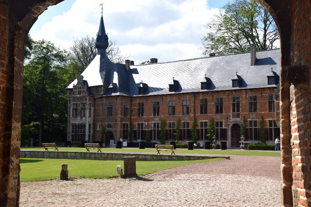 Vue du Château de Grand-Bigard