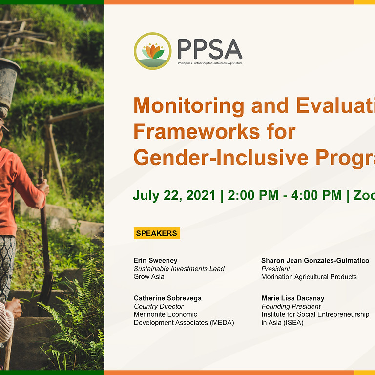 Monitoring and Evaluation (M&E) Frameworks for Gender-Inclusive Programs