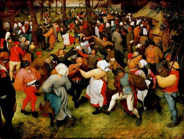 Pieter Bruegel - De bruiloft à Dilbeek - L'Association culturelle de Dilbeek (ACD) a pour objet d'organiser, d'encourager et de promouvoir toute activité culturelle en langue française, auprès des habitants francophones de la commune de Dilbeek et plus largement à l'intention de tous les francophones d'autres communes de la périphérie bruxelloise.