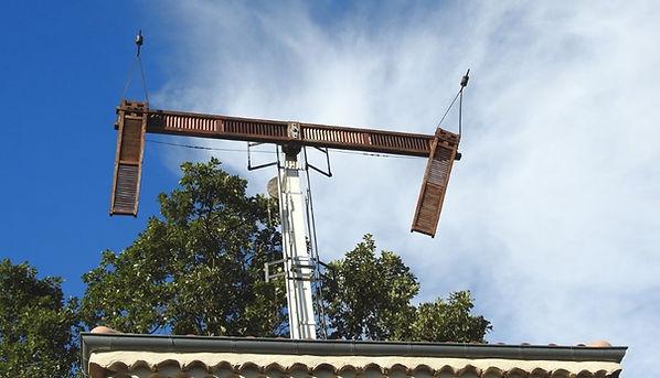 La tour chappe à Dilbeek - L'Association culturelle de Dilbeek (ACD) a pour objet d'organiser, d'encourager et de promouvoir toute activité culturelle en langue française, auprès des habitants francophones de la commune de Dilbeek et plus largement à l'intention de tous les francophones d'autres communes de la périphérie bruxelloise