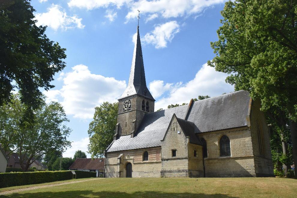 Chapelle Ste-Anne à Sint-Anna-Pede