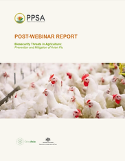 Prevention and Mitigation of Avian Flu