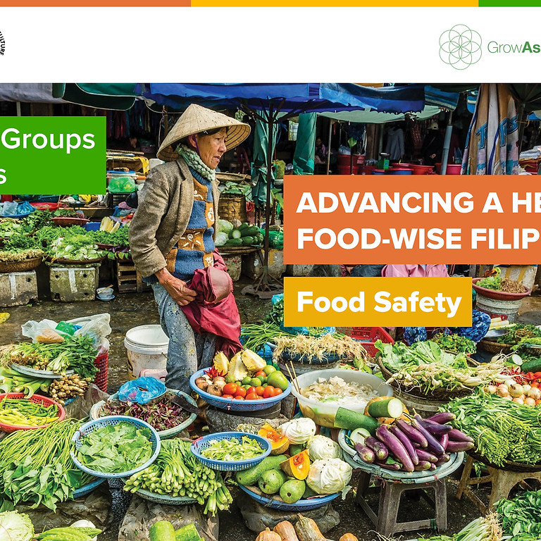 Advancing a Healthier and Food-Wise Filipino Nation (Food Safety)