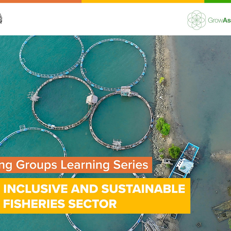 Achieving Inclusive and Sustainable Philippine Fisheries Sector