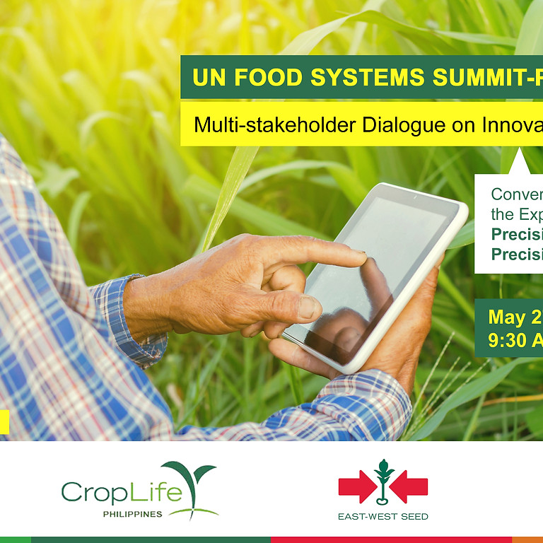 UNFSS 2021-Philippines: Multi-Stakeholder Dialogue on Innovation and Technology