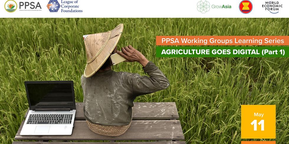 Agriculture Goes Digital