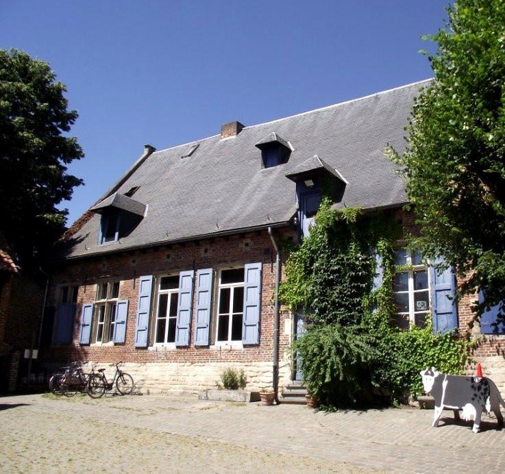 """Ferme didactique """"Het Neerhof"""" - maison d'habitation"""