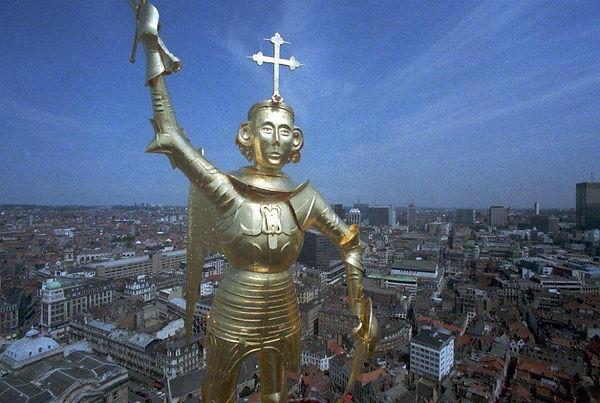 la girouette originale Saint-Michel