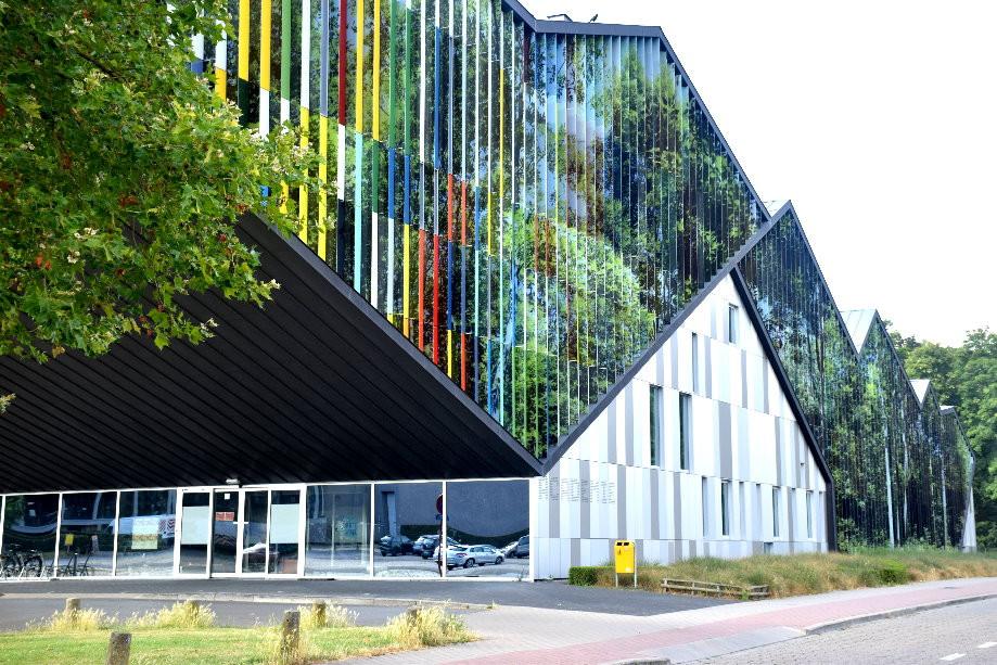 Académie de musique dans le complexe culturel du Westrand à Dilbeek