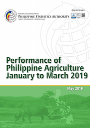 Performance of Philippine Agriculture 2019 Q1