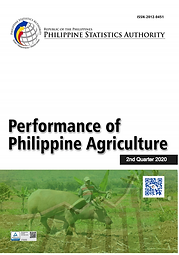 Performance of Philippine Agriculture 2020 Q2