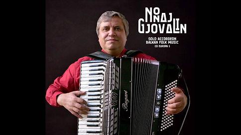Gjovalin Nonaj, accordéoniste, compositeur et arrangeur