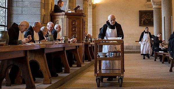 Refectoire des moines