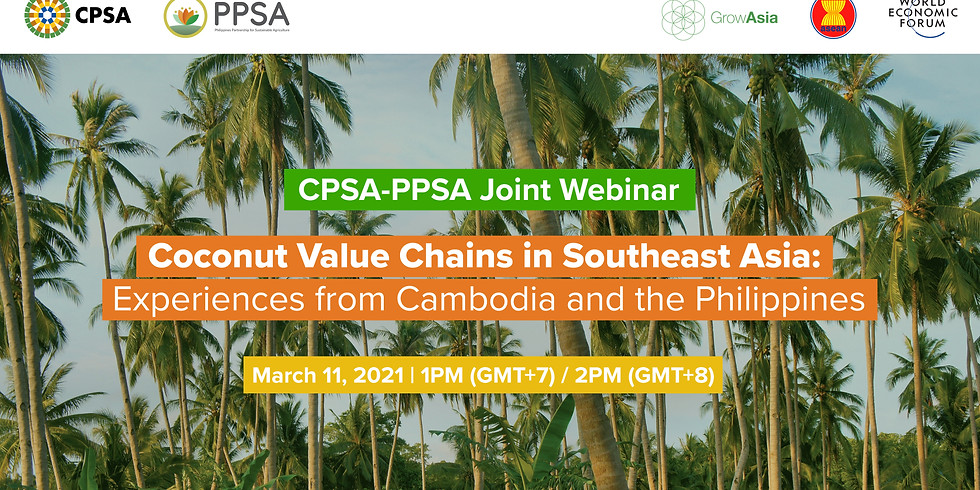 Coconut Value Chains in Southeast Asia: Experiences from Cambodia and the Philippines