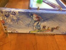 Custom ARt - Snowboarder