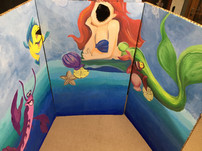 Photo Props - Ariel Themed