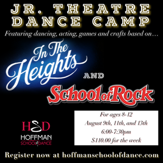 Jr Theatre Camp