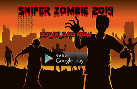 Zombie Game Banner Design