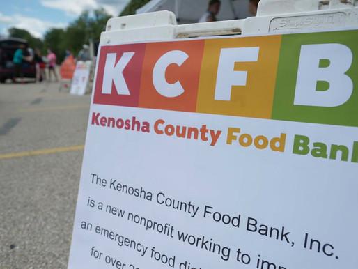 Hundreds pick up food at last Food Bank distribution