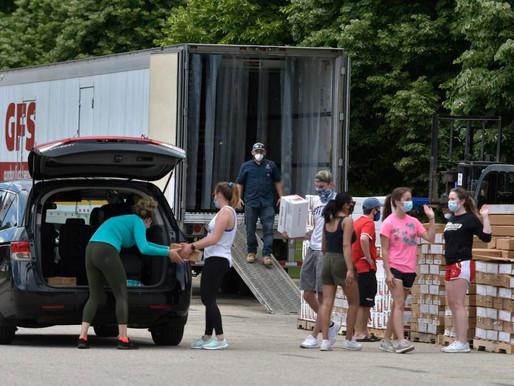 Food bank fills need, seeks funding for warehouse