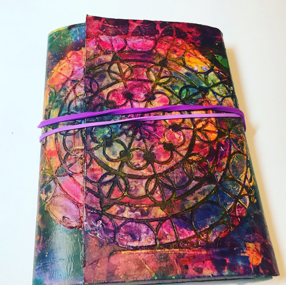 Wrap Art Journal