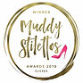 Muddy Stilettos award Poppy's Parties winner- Best Children's Business 2018'