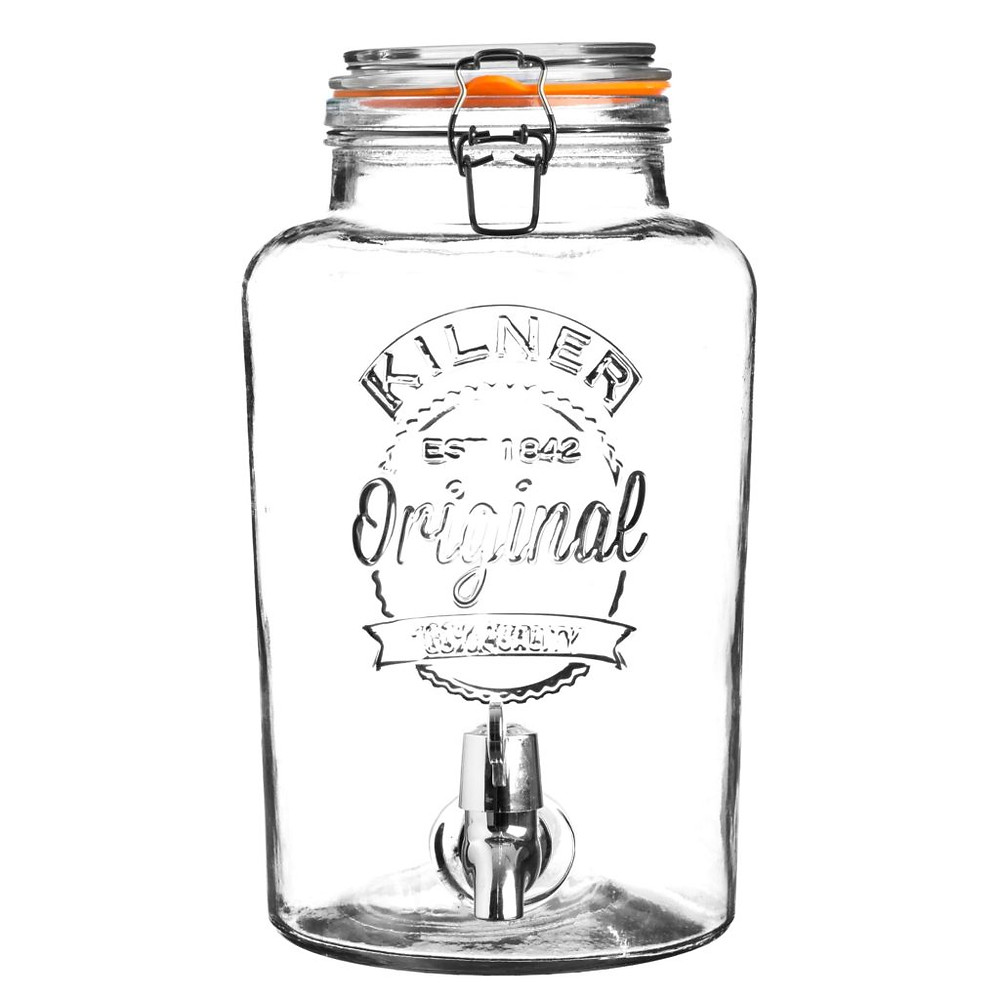 Stylish Kilner drinks jar Poppy's Parties