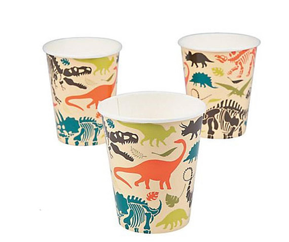 Dinosaur Party Cups Dinosaur Party Blog