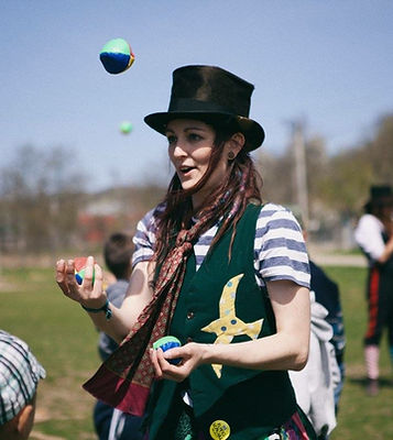 Circus Party, party ideas for older children in Sussex, Surrey and London